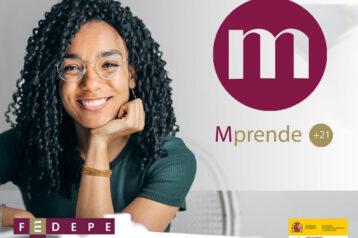 Nueva edición de Mprende+21, programa de apoyo al emprendimiento femenino